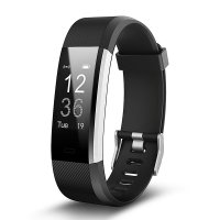 FITNESS BAND WITH HEART-RATE MONITOR