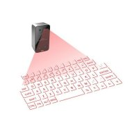 BLUETOOTH LASER KEYBOARD (QWERTY) FOR MOBILE PHONES AND PC