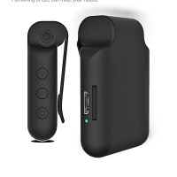 BLUETOOTH MP3 PLAYER WITH CLIP