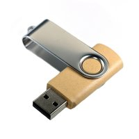 ECO - USB FLASH DRIVE TWISTER