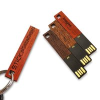 ULTRASLIM USB FLASH DRIVE WOODEN