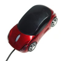 OPTICAL MOUSE WITH A CABLE – CAR