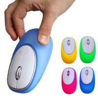 ANTI-STRESS WIRELESS MOUSE