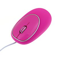 ANTI-STRESS OPTICAL MOUSE