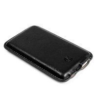 LEATHER MINI POWER BANK, 4000 / 5000 mAh