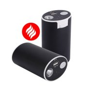 POWER BANK WITH HAND WARMER AND LED TORCH (EXTERNAL CHARGER) 8800 mAh