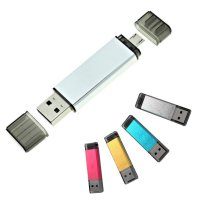 OTG FLASH DRIVE SLIM, USB 2.0 OR 3.0