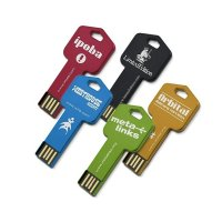 METAL USB FLASH DRIVE KEY
