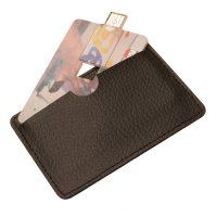 ARTIFICIAL LEATHER CARD CASE