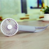 2-IN-1 – FAN WITH POWER BANK