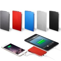 POWER BANK NAME CARD PLUS, 3000 mAh WITH FLASH MEMORY