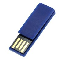 PLASTIC MINI USB FLASH DRIVE CLIP