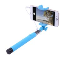 SELFIE STICK (MONOPOD) WITH A CABLE AND INTEGRATED SHUTTER RELEASE