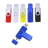 OTG USB FLASH DRIVE TWISTER SMART 2.0 OR 3.0