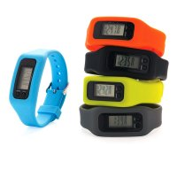 WRISTBAND WITH PEDOMETER