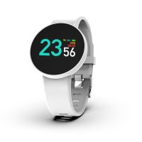 SMART WATCH WITH LOTS OF FUNCTIONS (HEARTRATE, BLOOD PRESSURE, ETC.)