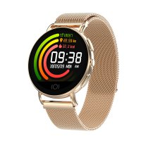 SMART WATCH WITH BLOOD PRESSURE METER