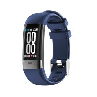 FITNESS BAND WITH HEART RATE, BLOOD PRESSURE, ECG (EKG) MONITOR FUNCTION