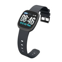ELEGANT SMART WATCH WITH PULSE AND BLOOD PRESSURE METER