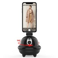 360° ROTATING VIDEO TRIPOD FOR PHONE/TABLET WITH AUTOMATIC FACE TRACKING