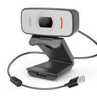 FULL HD USB WEBCAM WITH MICROPHONE WITH LENSE COVER