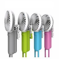 3-IN-1 – FAN WITH POWER BANK AND SELFIE STICK