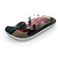 WIRELESS MOUSE 2.4 GHZ WITH OPTION OF FULL COLOUR PRINTING