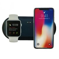 WIRELESS CHARGER (QI STANDARD) + WATCH CHARGER