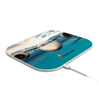 MOUSE PAD WITH WIRELESS CHARGING AND FULL COLOUR PRINTING