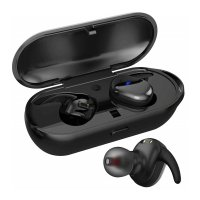 TWS BLUETOOTH HEADPHONES WITH TOUCH CONTROLS