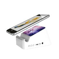 3-IN-1 - WIRELESS CHARGER, BLUETOOTH SPEAKER AND PHONE STAND