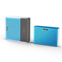 SET OF 2 BLUETOOTH SPEAKERS WITH TWS FUNCTION