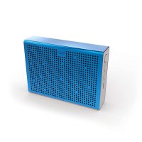 METAL BLUETOOTH SPEAKER WITH TWS FUNCTION