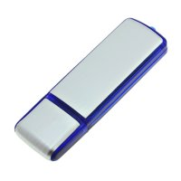 USB flash drive 2.0 PRIM, 4 GB, blue colour (UDM004)