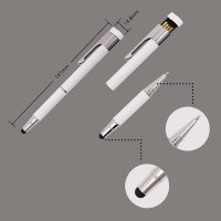 3 IN 1 - PEN, STYLUS AND USB FLASH DRIVE