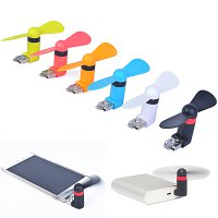 USB FAN FOR MOBILE, PC OR POWER BANK