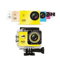 "SPORTS ACTION HD CAMERA, 2"" TFT DISPLAY"