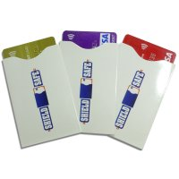 PROTECTIVE CASE FOR RFID CARDS
