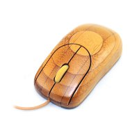 BAMBOO MOUSE WITH CABLE