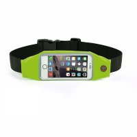 SPORTS BELT FOR MOBILE PHONE WITH REFLECTIVE FEATURES
