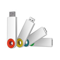 RETRACTABLE USB FLASH DRIVE