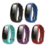 FITNESS BAND, HEART RATE AND BREATH RATE MONITOR