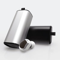 BLUETOOTH HANDSFREE MONO EARPIECE WITH POWER BOX