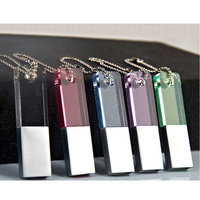 MINI USB FLASH DRIVE ACRYLIC